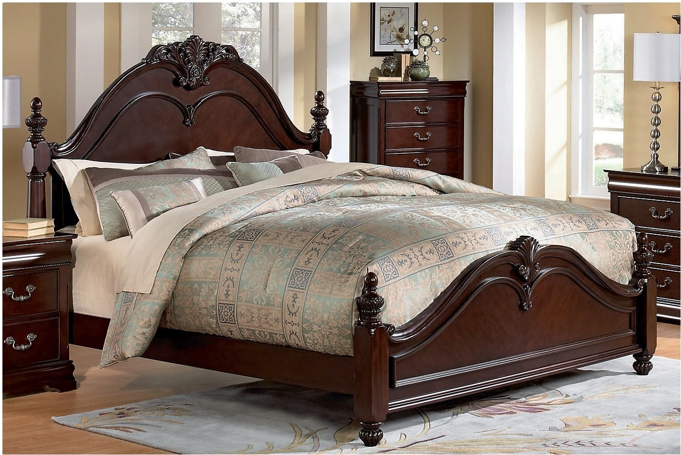 Westchester King Bed