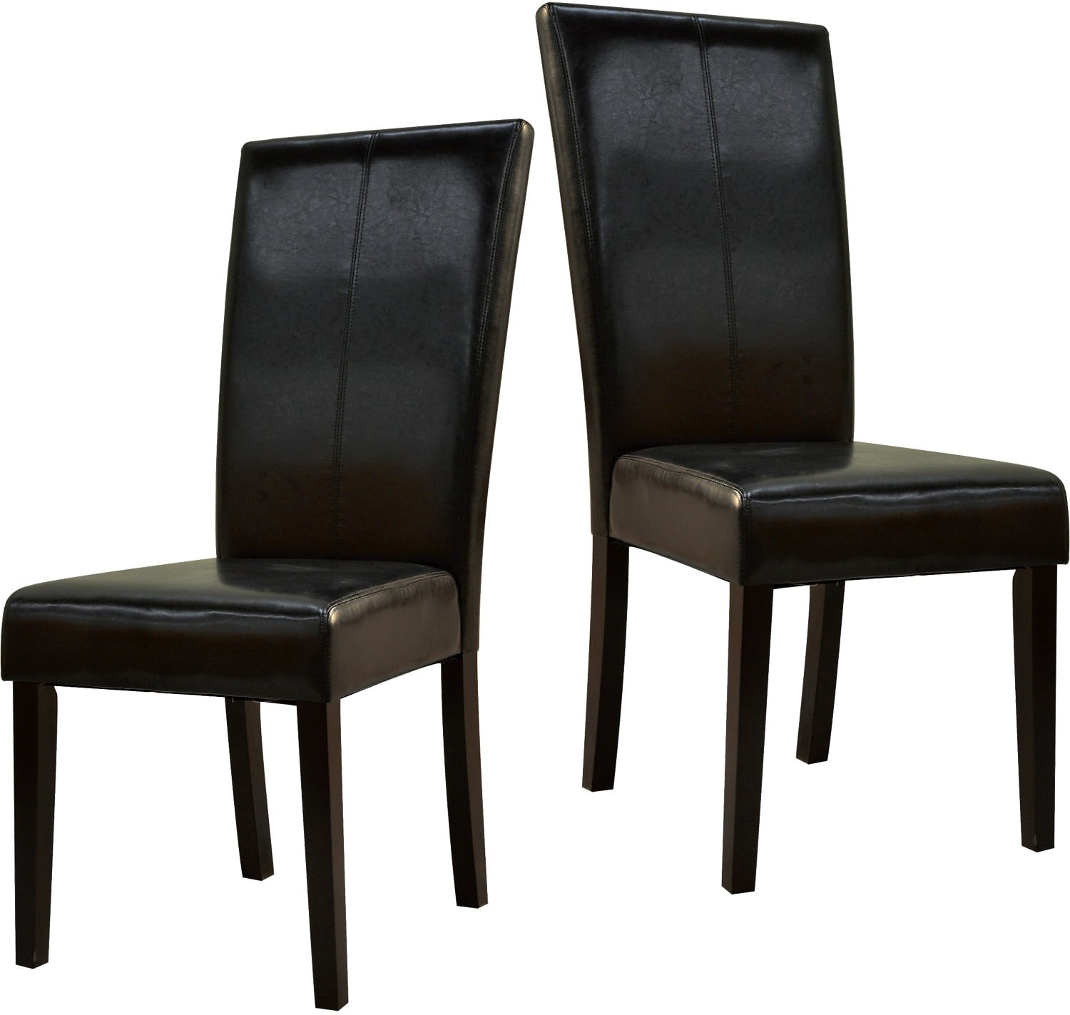 Dining Room Furniture - Brown Dining Chair Package