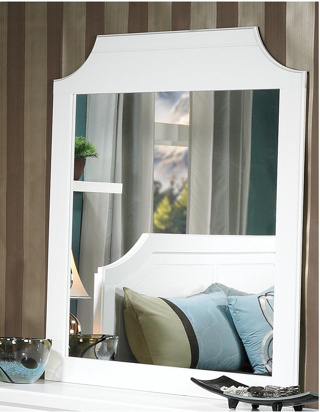 Bedroom Furniture - Bianco Mirror