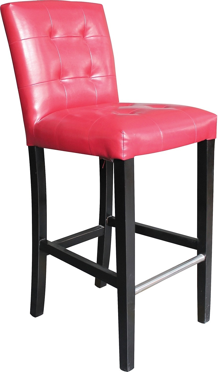 Dining Room Furniture - Cosmo Bar Stool - Red