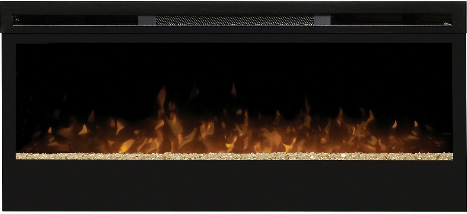 "Entertainment Furniture - Synergy 50"" Wall-Mount Electric Fireplace"