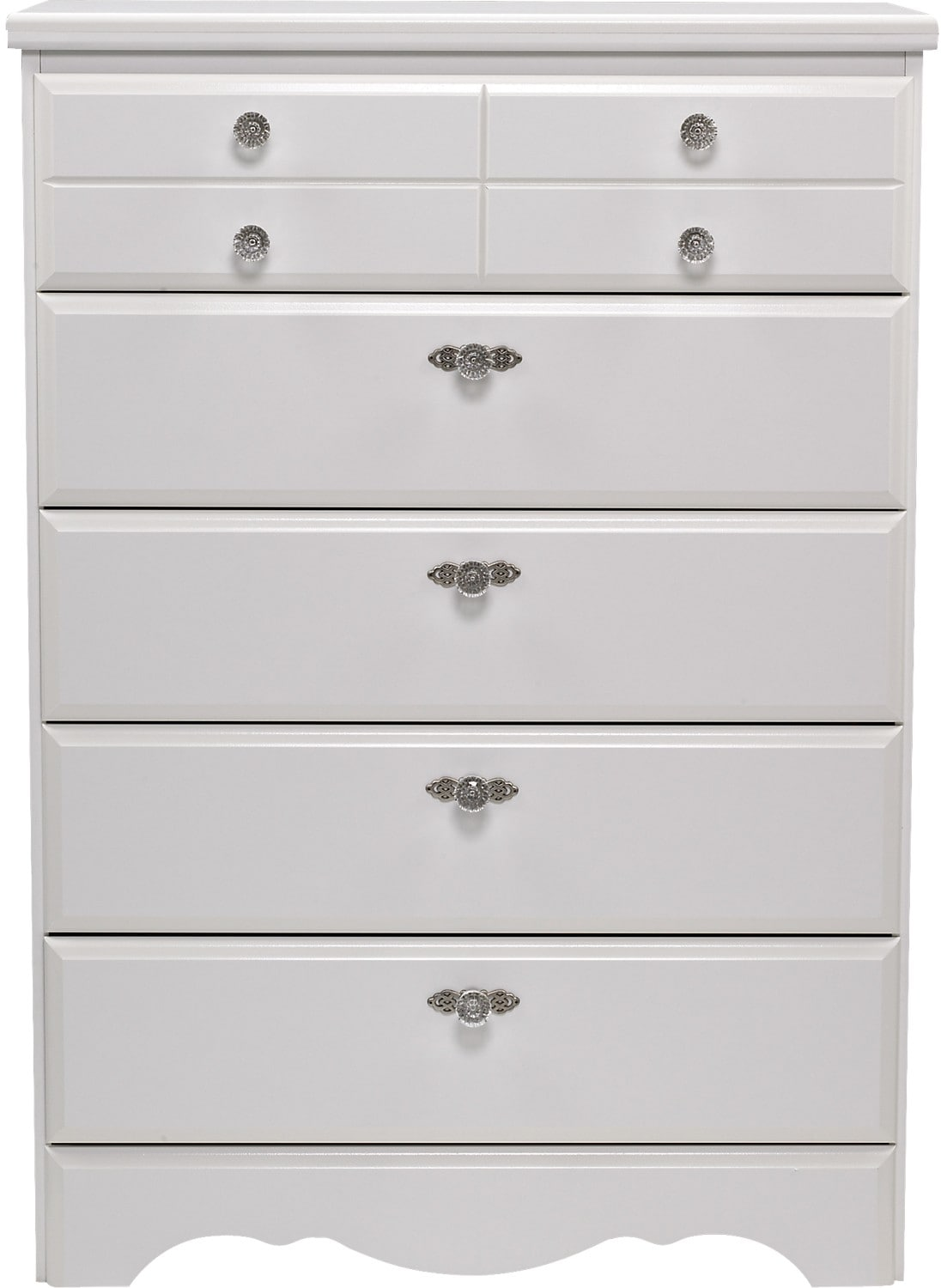 Diamond Dreams 5-Drawer Chest