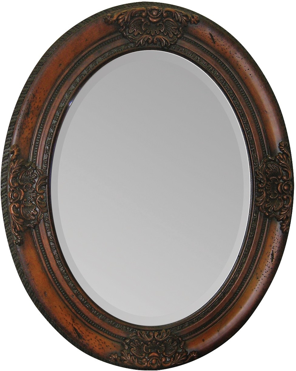 Home Accessories - Copenhagen Hand-Carved Mirror