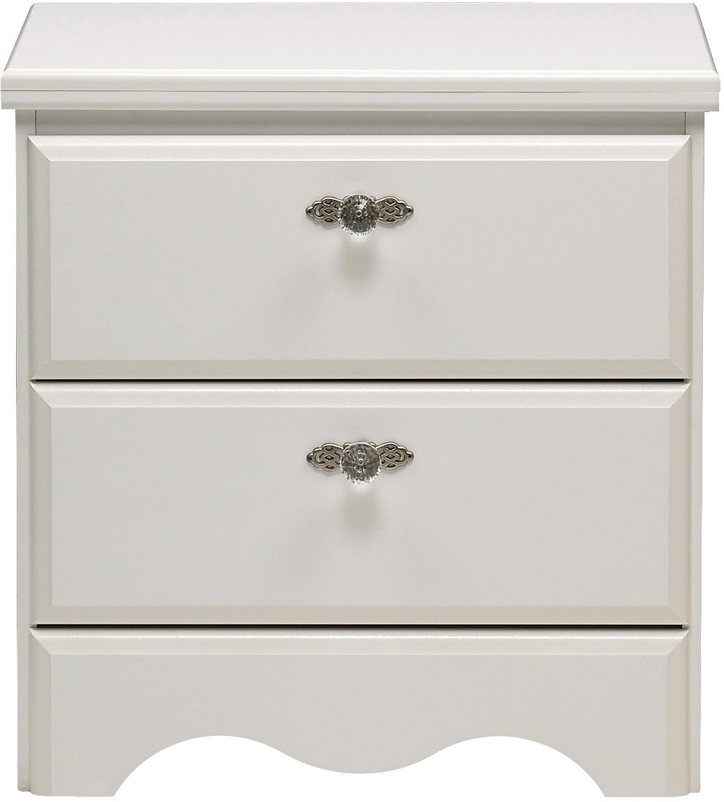 Diamond Dreams Nightstand
