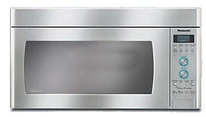 Panasonic 2.0 Cu. Ft. Inverter® Over-the-Range Microwave - Stainless Steel