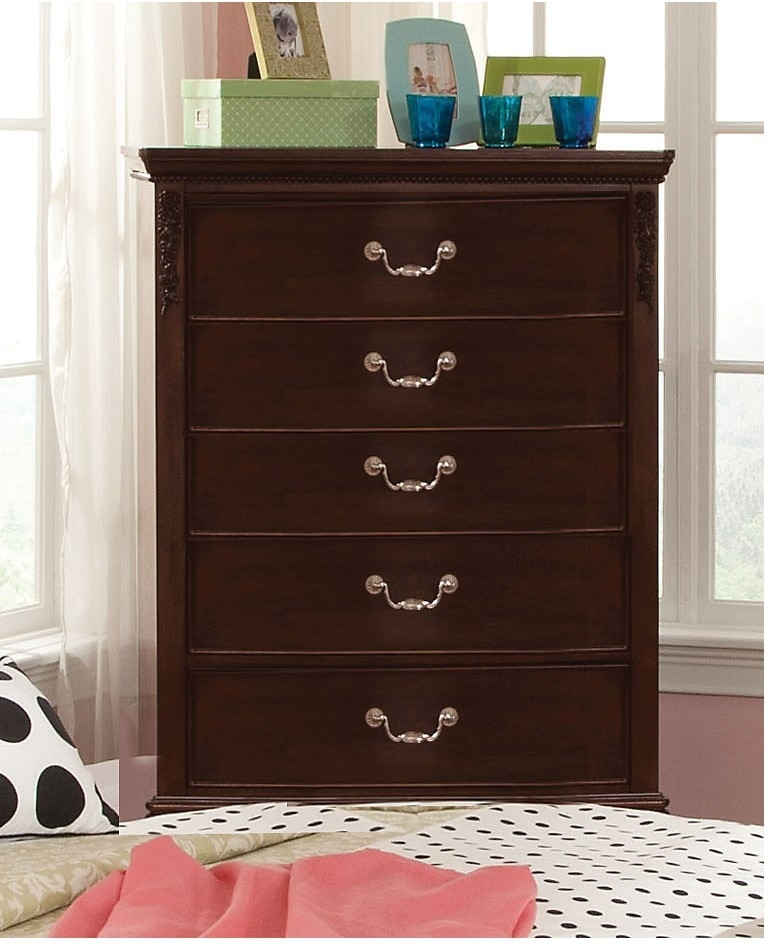 Kids Furniture - Jessica Cherry Chest