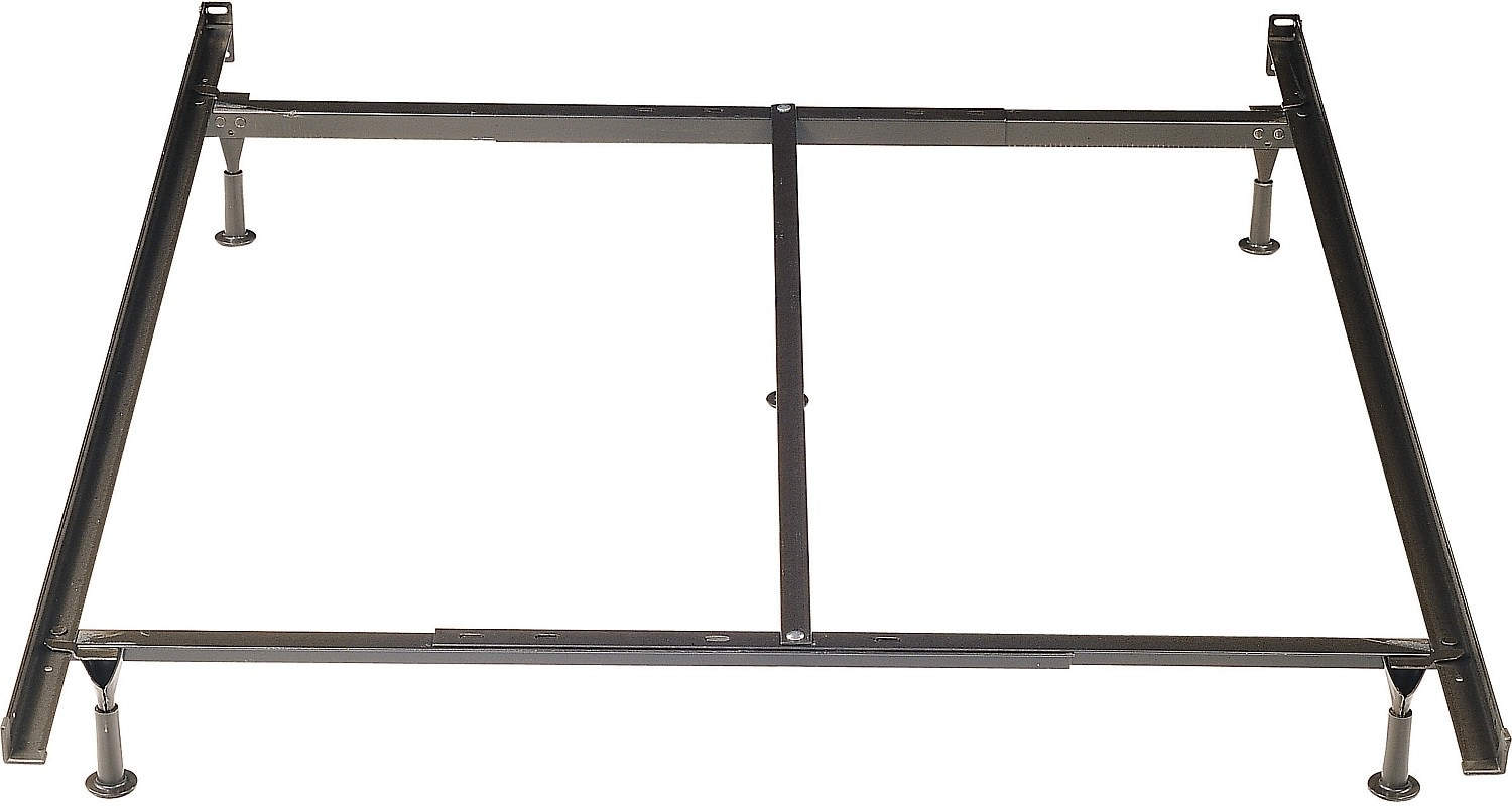 Bedroom Furniture - Twin/Full/Queen Metal Glide Bedframe