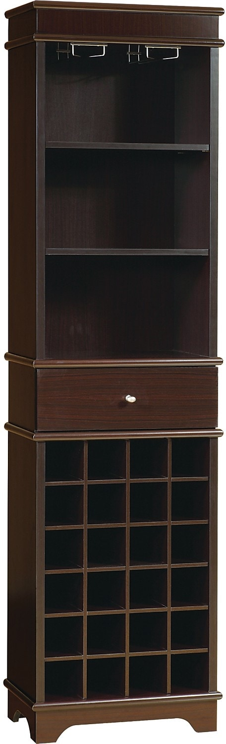 Accent and Occasional Furniture - Barletta Wine Cabinet