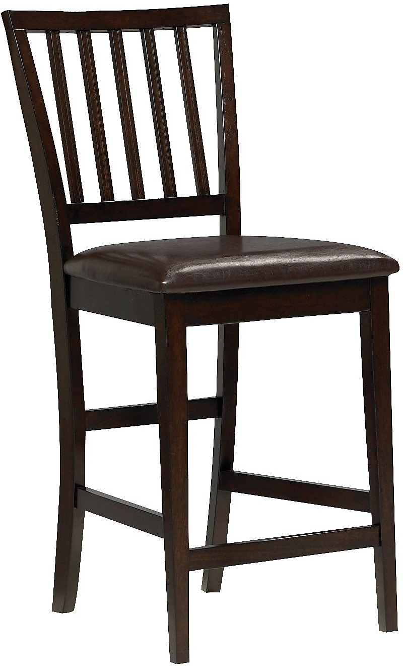 dakota counter height dining chair the brick