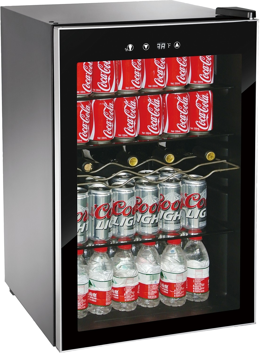 "Refrigerators and Freezers - Igloo 32"" Beverage/Wine Centre – Stainless Steel"