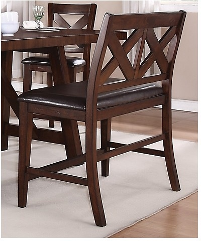dining room furniture adara counter height dining bench
