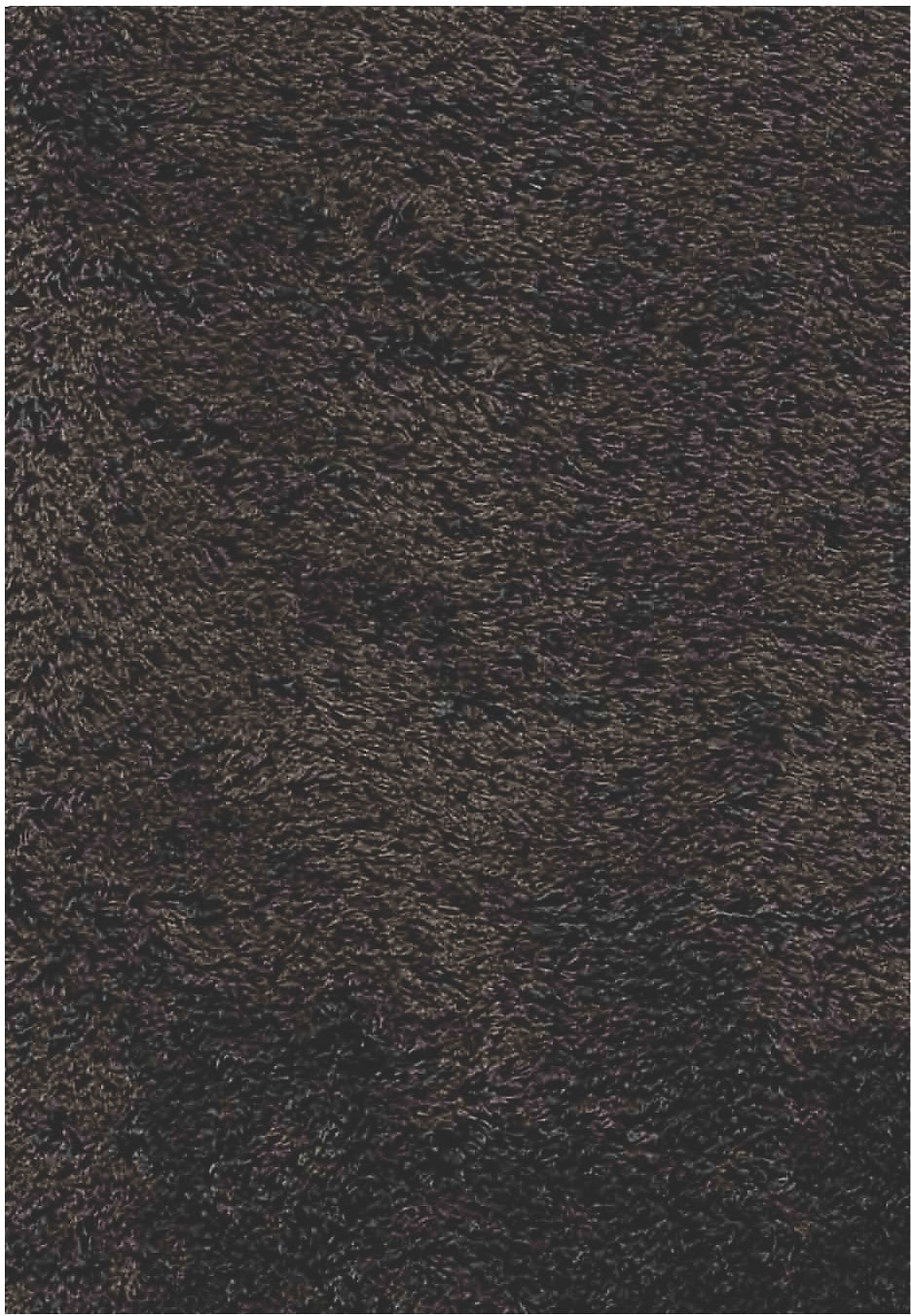 Rugs - Shaggy Charcoal Area Rug – 5'x 8'