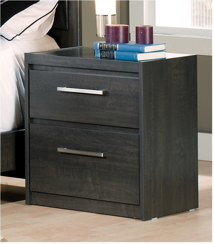 Bedroom Furniture - Tyler 2-Drawer Night Stand