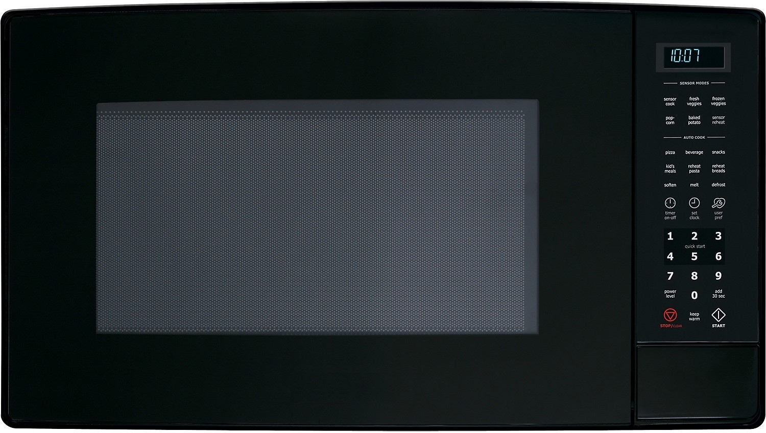 "Cooking Products - Electrolux 30"" 2.0 Cu. Ft. Built-In Microwave - Black"