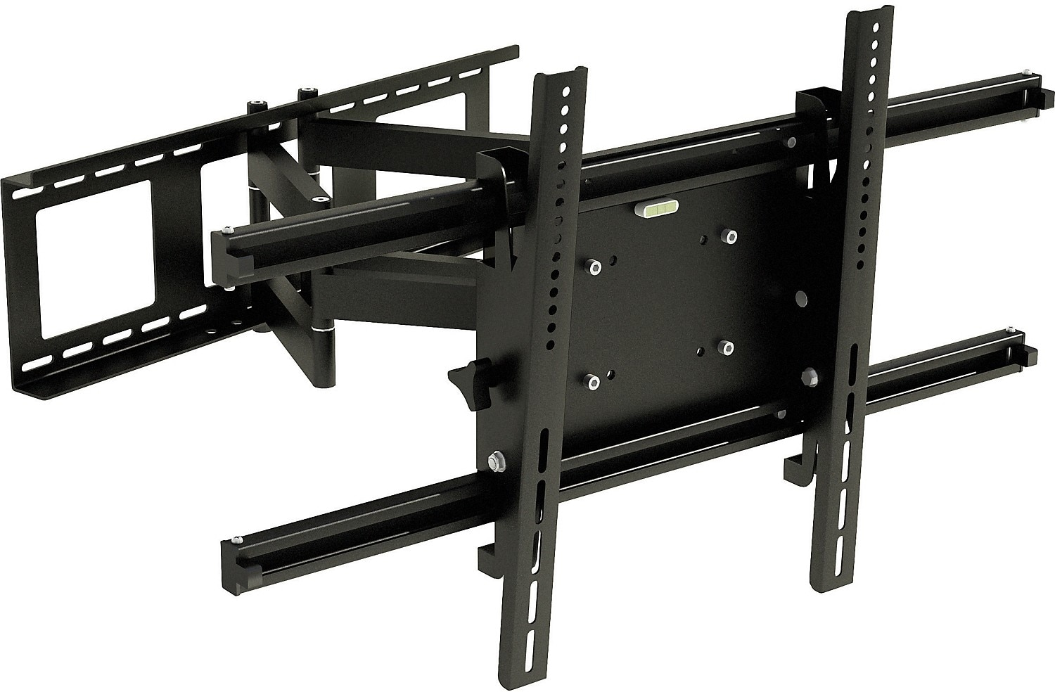 "Sonax Adjustable 32"" - 90"" Motion TV Wall Mount – Black"