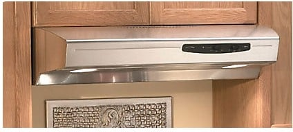 Appliance Accessories - NuTone Allure® I 220 CFM Range Hood - Stainless
