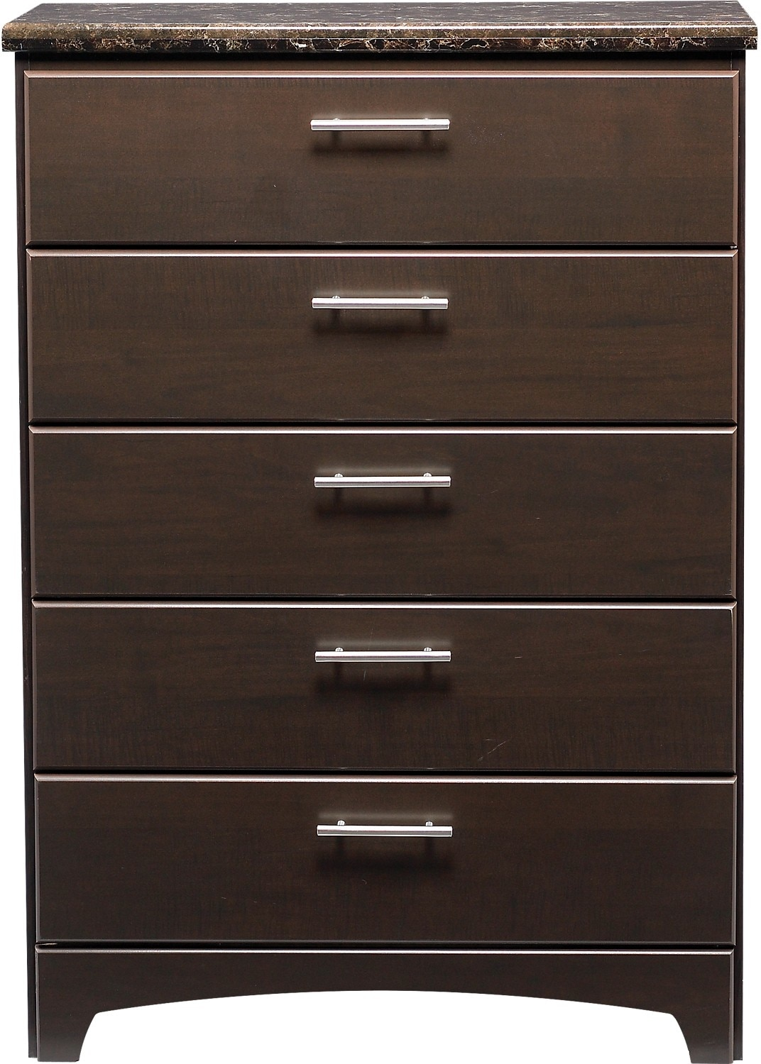 Bedroom Furniture - Oxford 5-Drawer Chest
