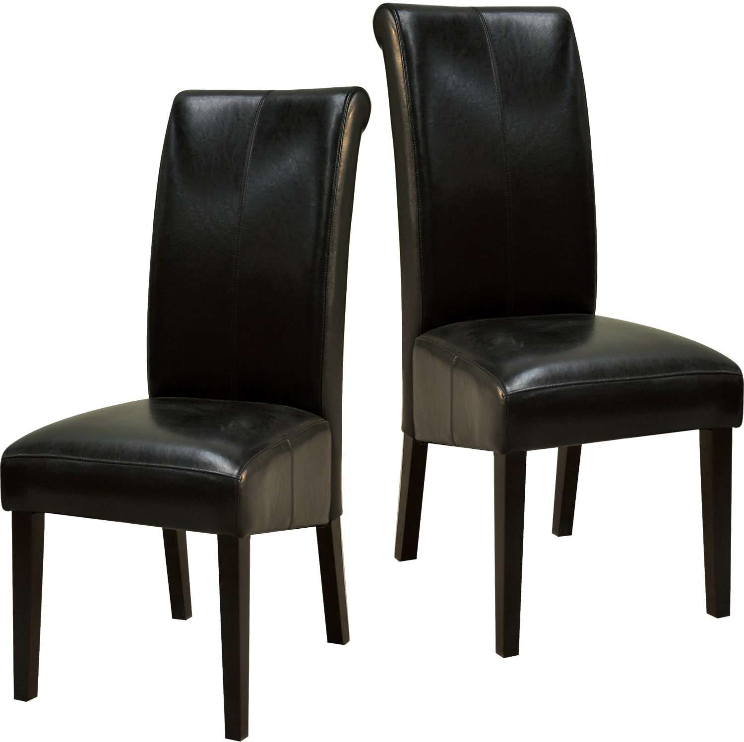 Dining Room Furniture - Idea Dining Chair Package - Black