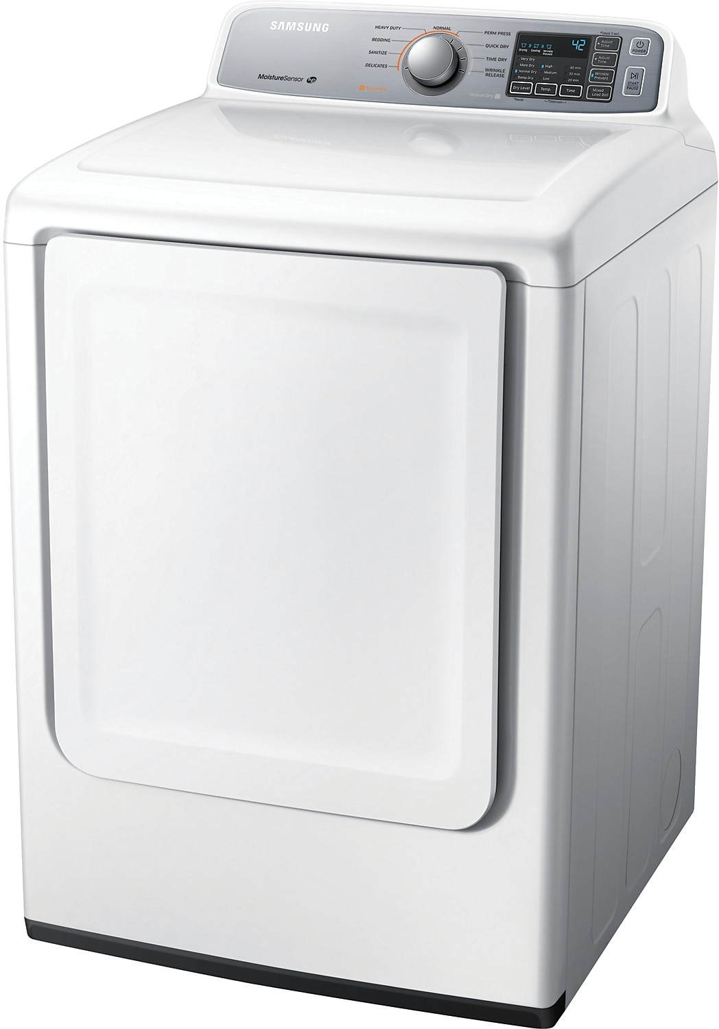 Samsung 7 4 Cu Ft Extra Large Capacity Electric Dryer