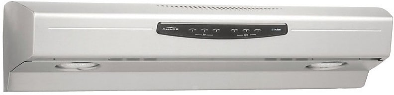 Appliance Accessories - NuTone Allure® II 300 CFM Range Hood - Stainless