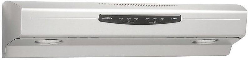 Appliance Accessories - NuTone Allure® II 300 CFM Range Hood - Stainless