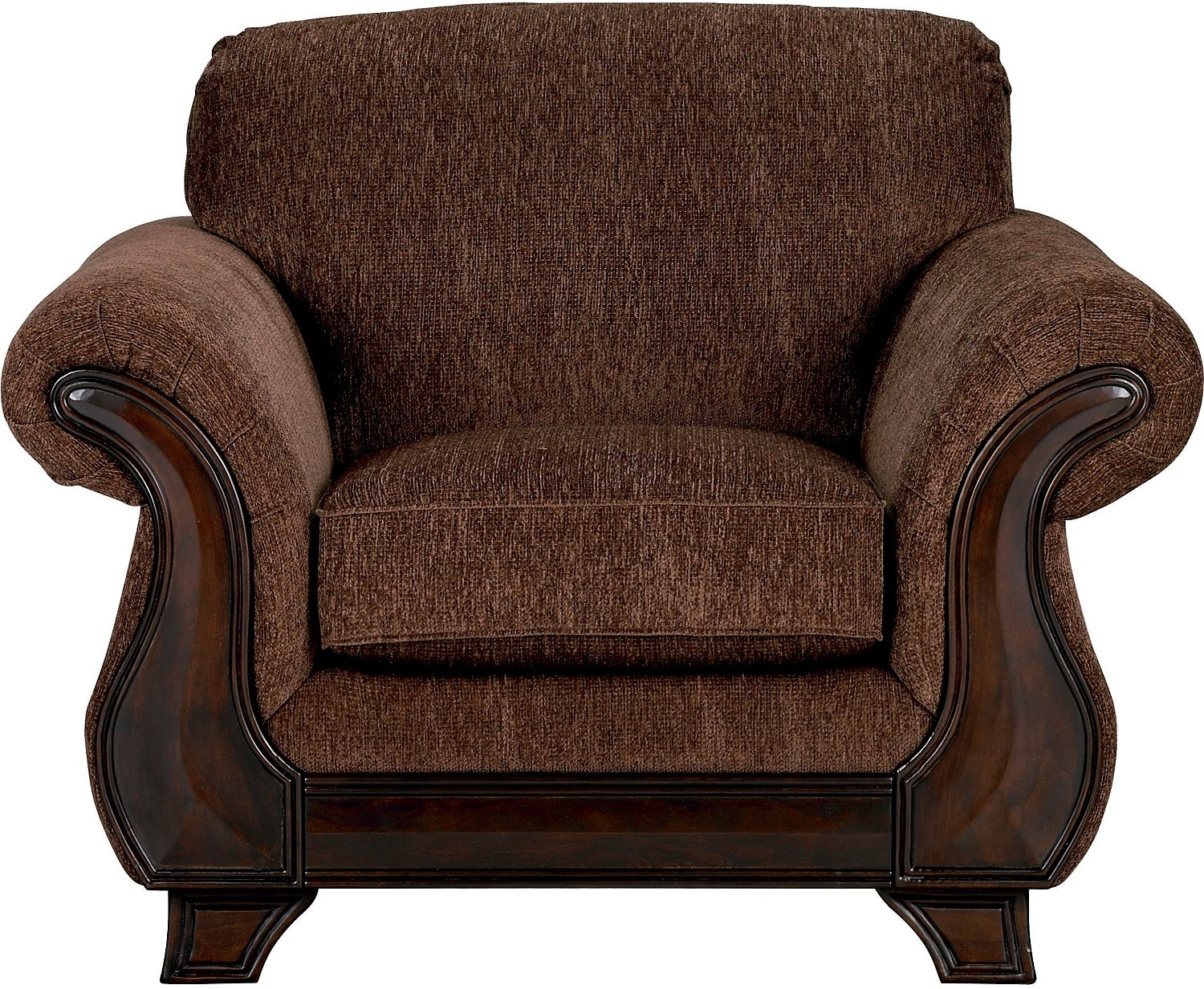 Ivan Chenille Chair