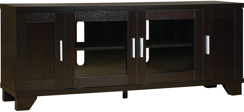 "Entertainment Furniture - Dakota 60"" TV Stand"