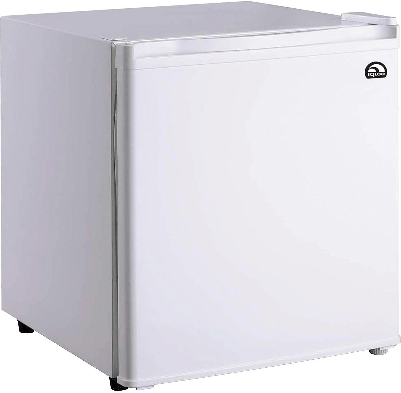 Refrigerators and Freezers - Igloo 1.7 Cu. Ft. Compact Refrigerator - White