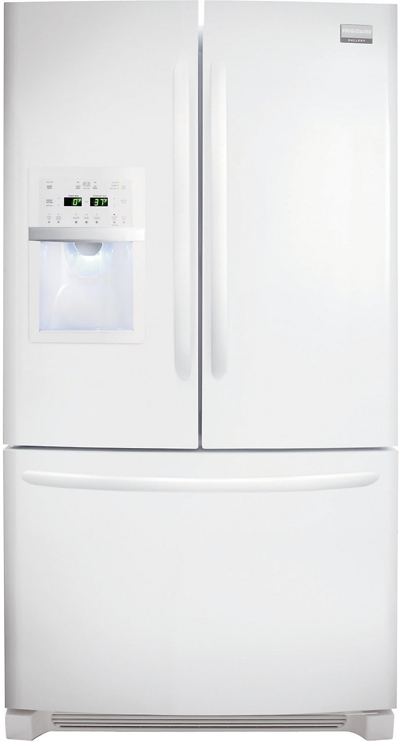 Refrigerators and Freezers - Frigidaire Gallery 28 Cu. Ft. French Door Refrigerator - White