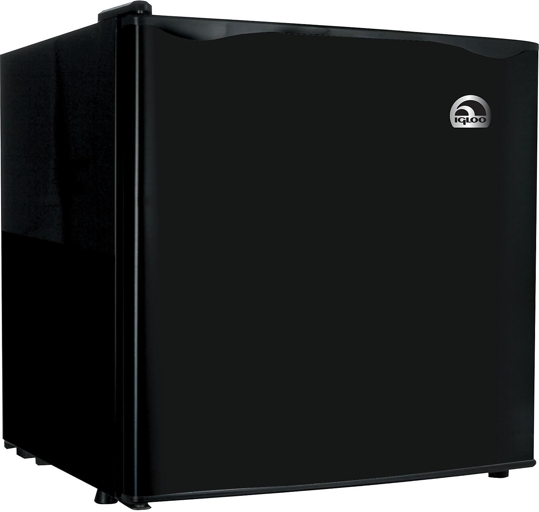 Refrigerators and Freezers - Igloo 1.7 Cu. Ft. Compact Refrigerator - Black