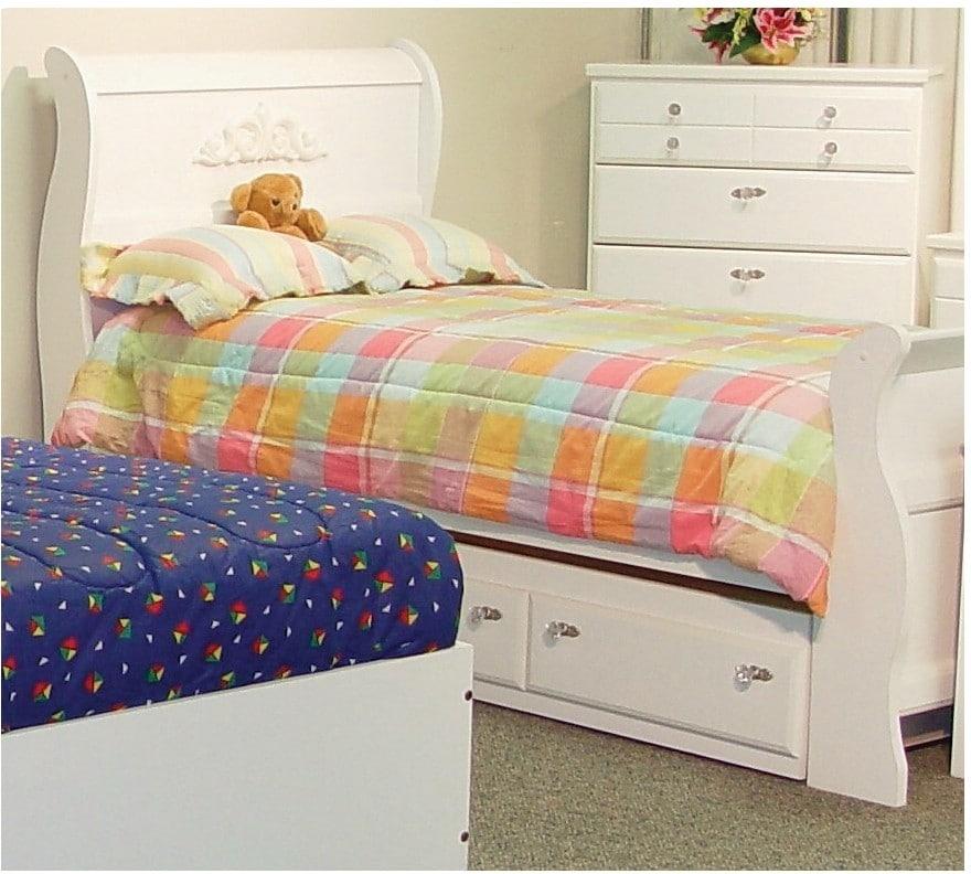 accessoire lit gigogne pour lit diamond dreams brick. Black Bedroom Furniture Sets. Home Design Ideas