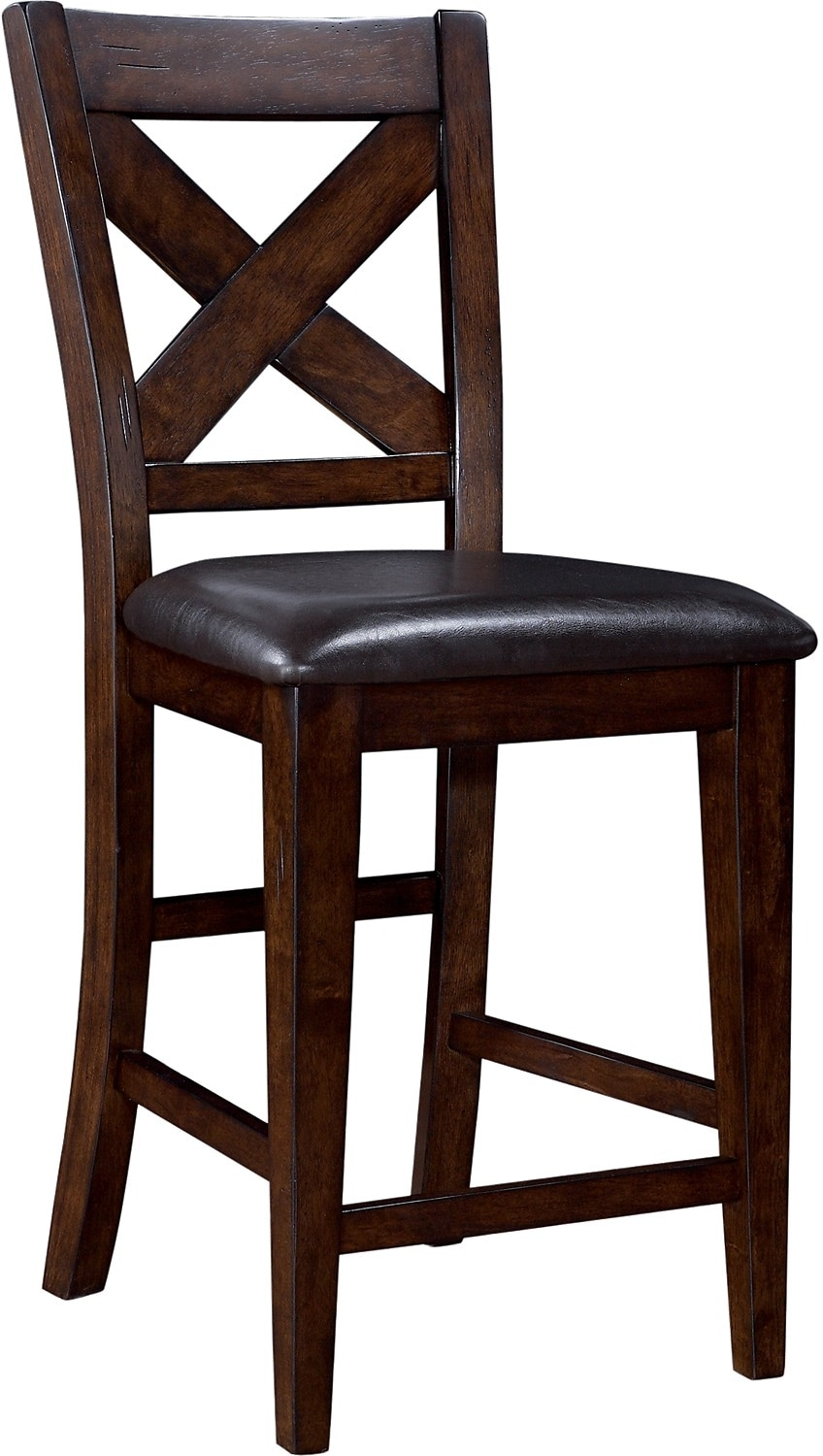 adara counter height dining chair the brick
