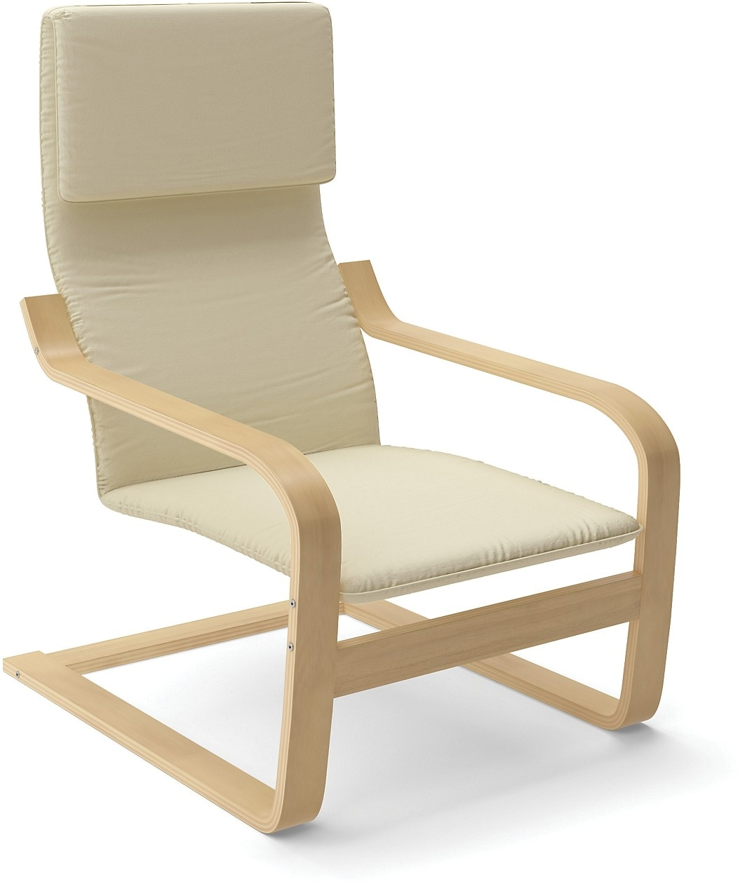 Vonn Contemporary Armchair – White