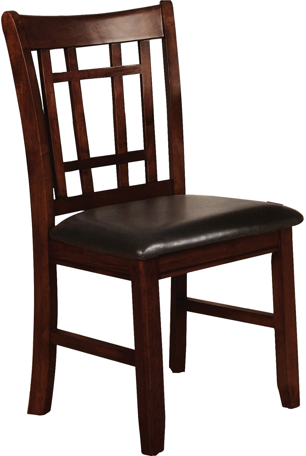 Dining Room Furniture - Dalton Chocolate Side Chair
