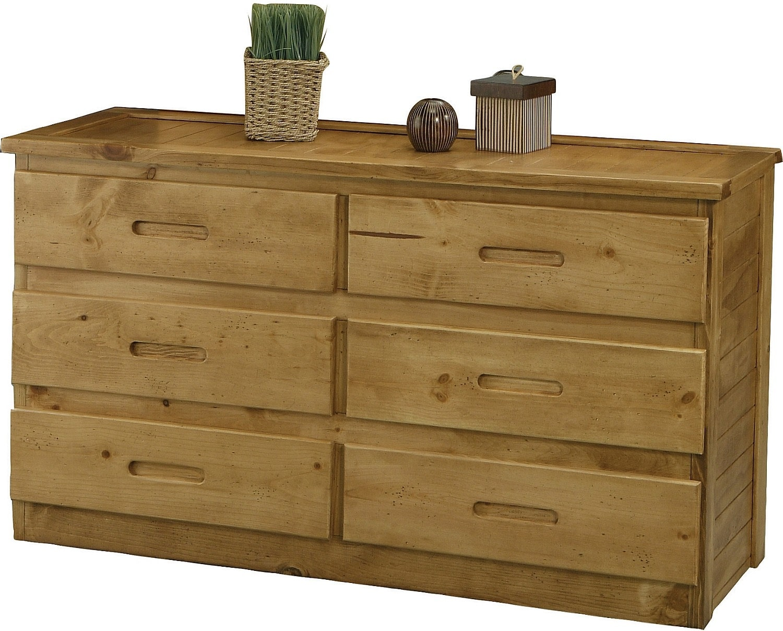 Ponderosa 6-Drawer Dresser