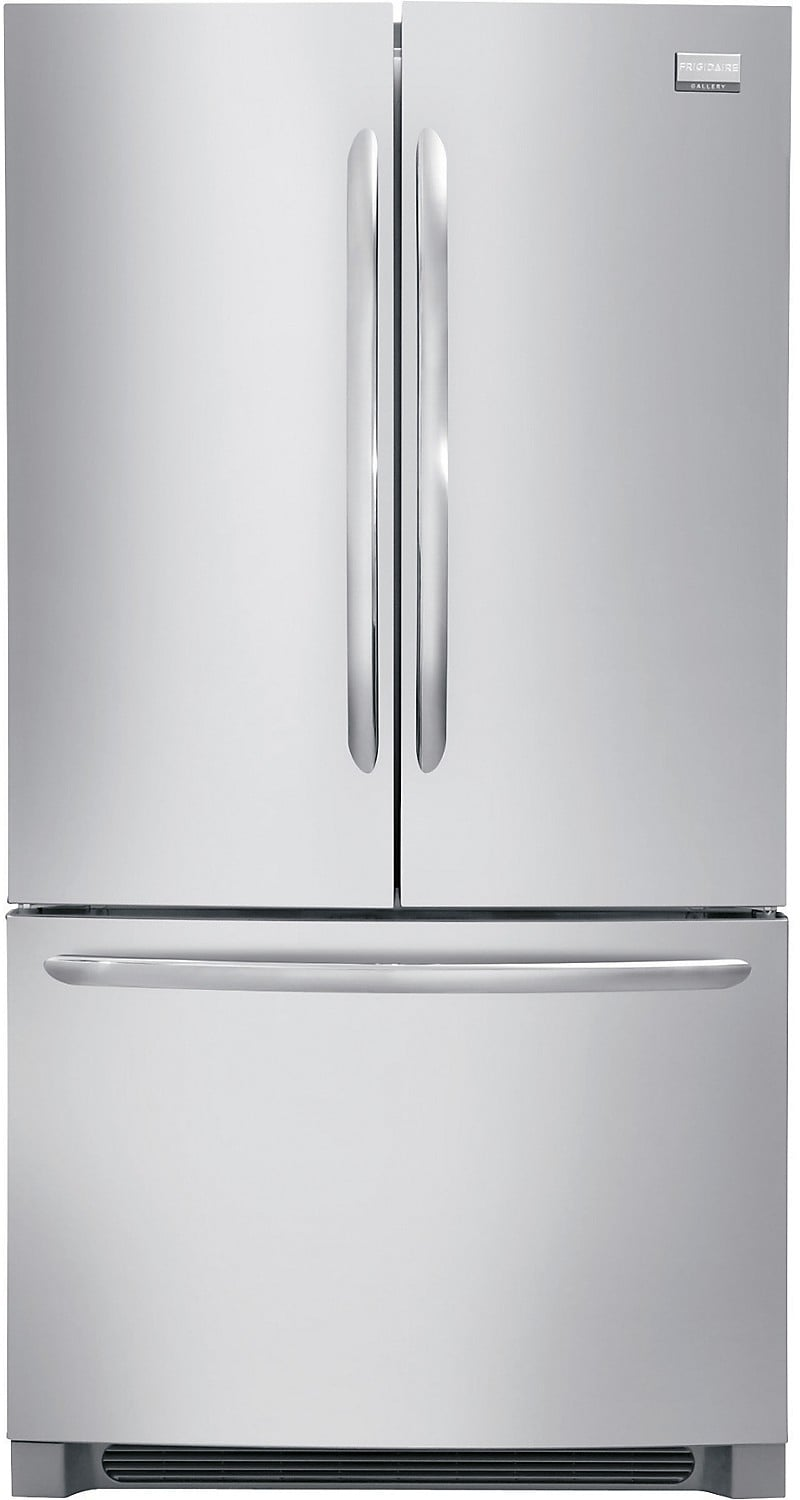Frigidaire Gallery 27.8 Cu. Ft. French Door Refrigerator – Stainless Steel