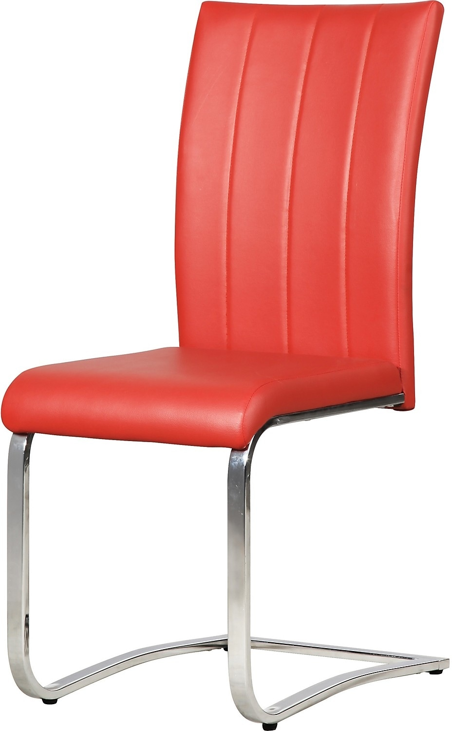 Tori Side Chair – Red