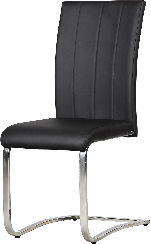 Tori Side Chair - Black