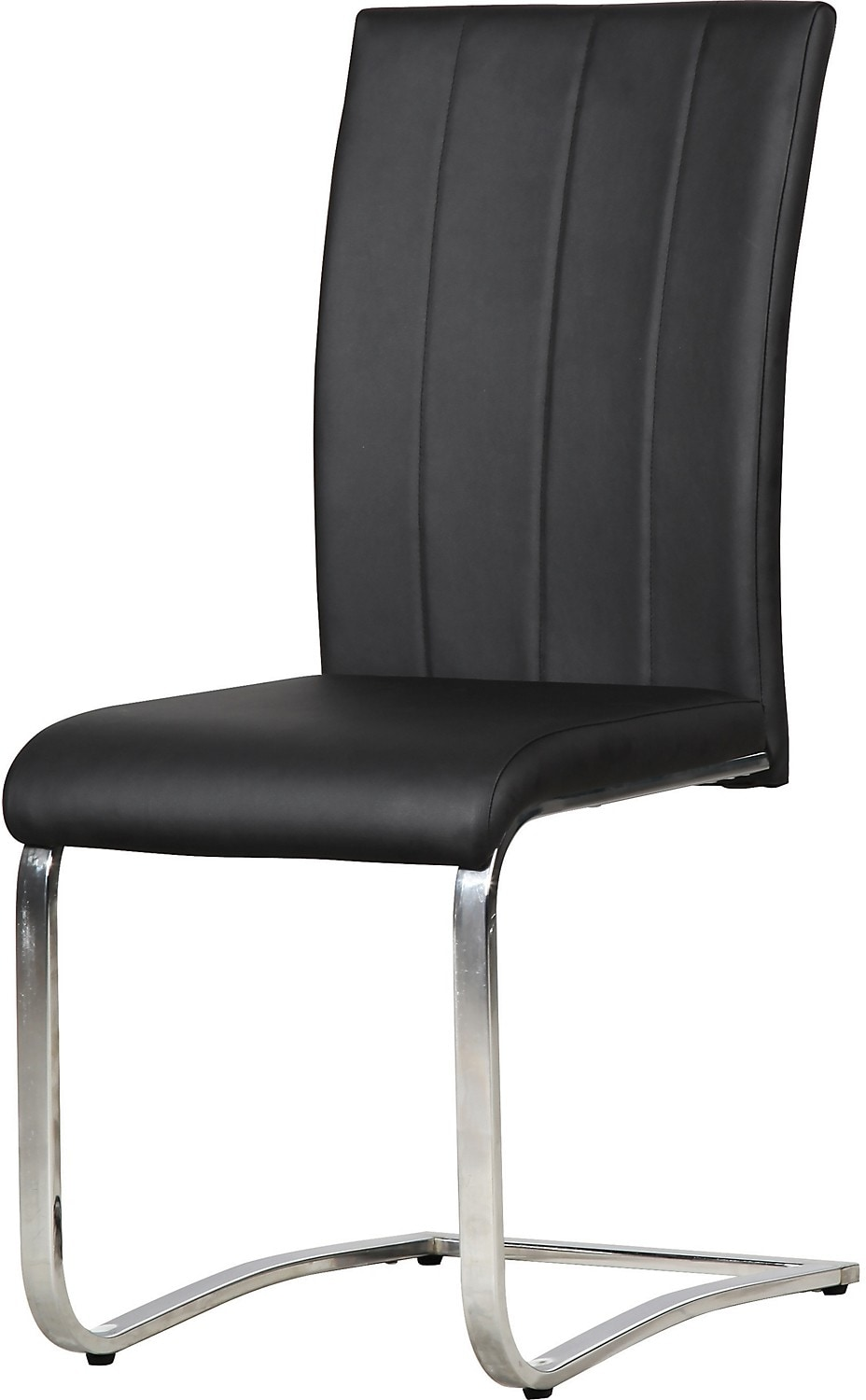 Dining Room Furniture - Tori Side Chair - Black