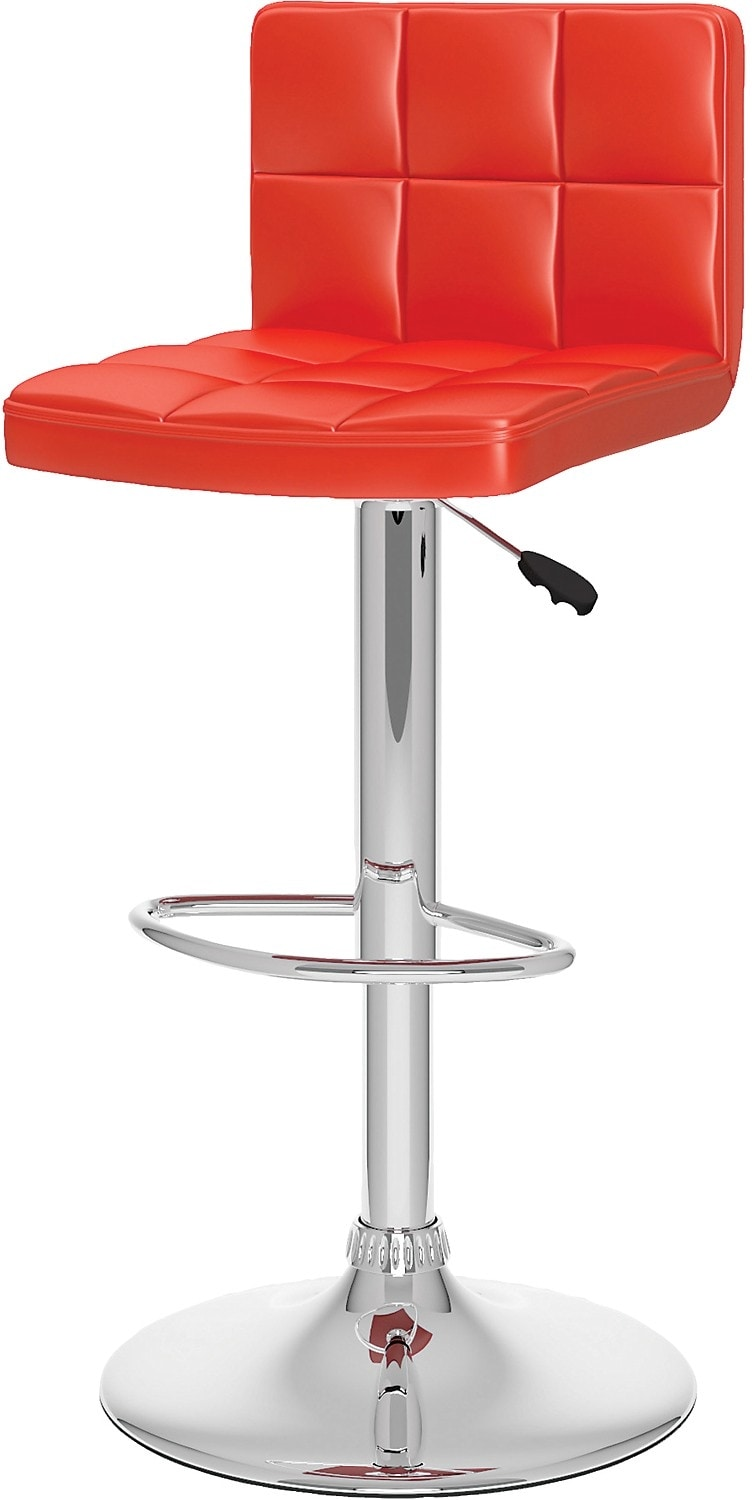 adjustable bar stools with back