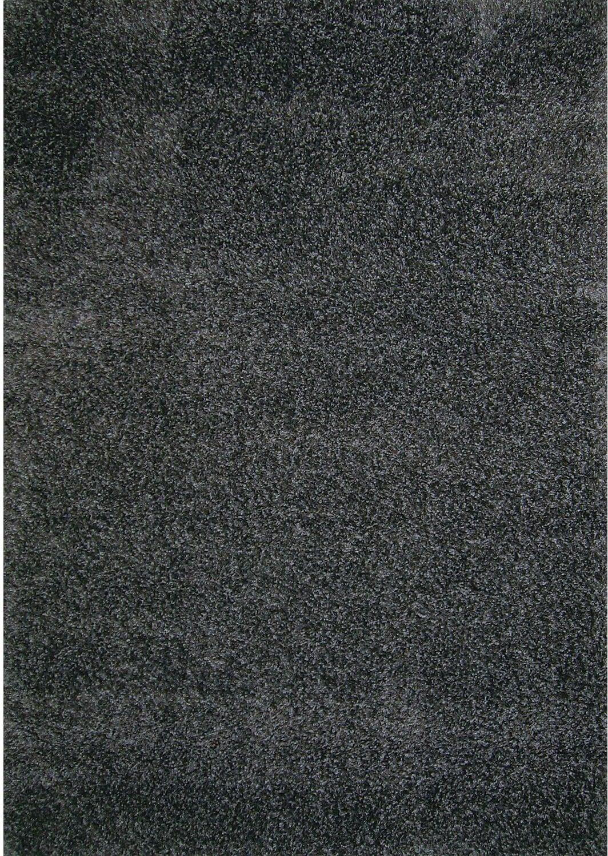 Loft Charcoal Grey Shag Area Rug – 5' x 8' | The Brick
