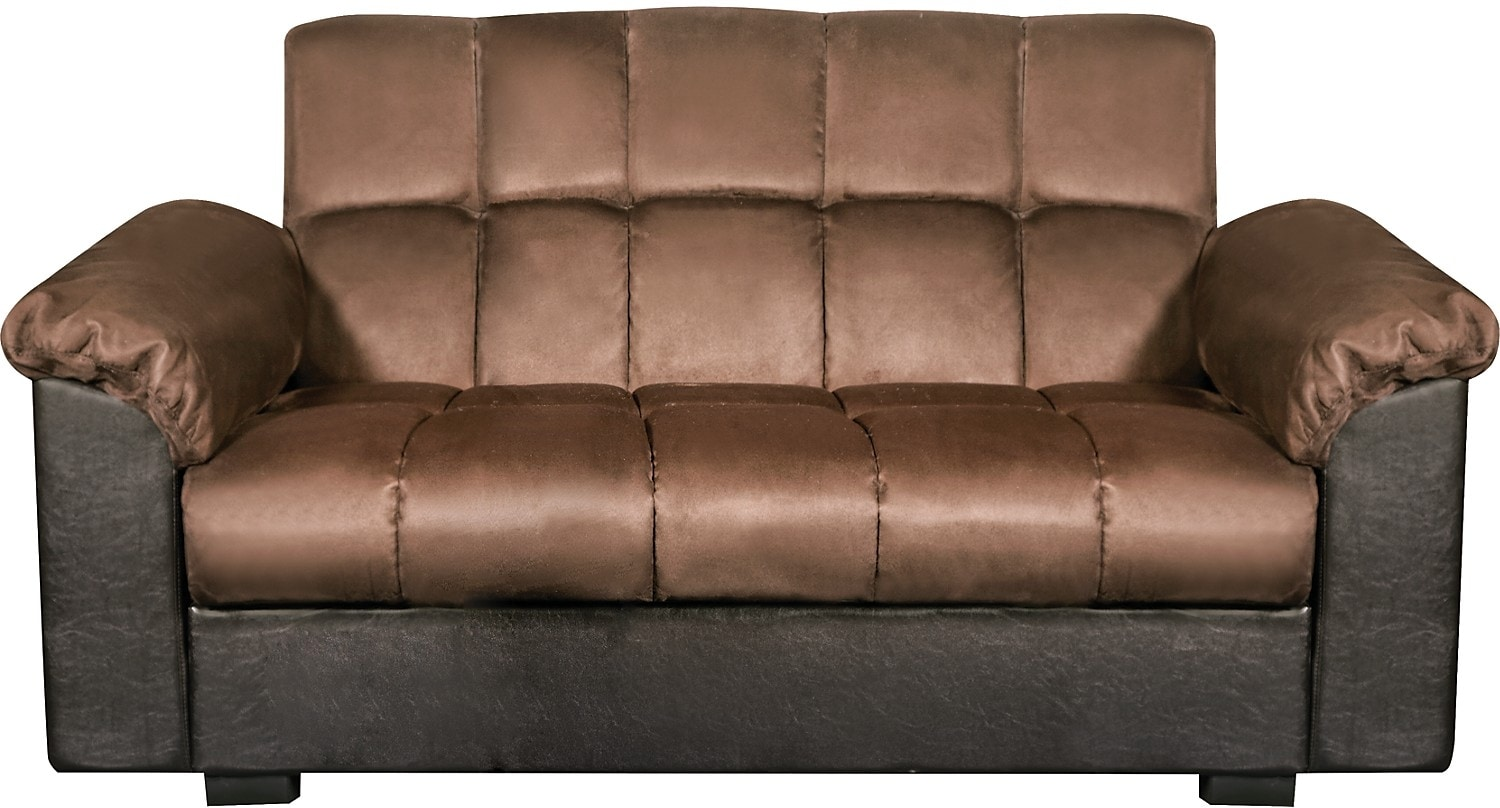 Billie 2 Piece Sofa Bed Chaise