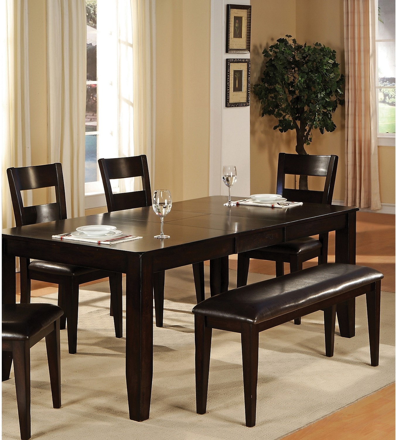 Dakota 6 Piece Casual Dining Package