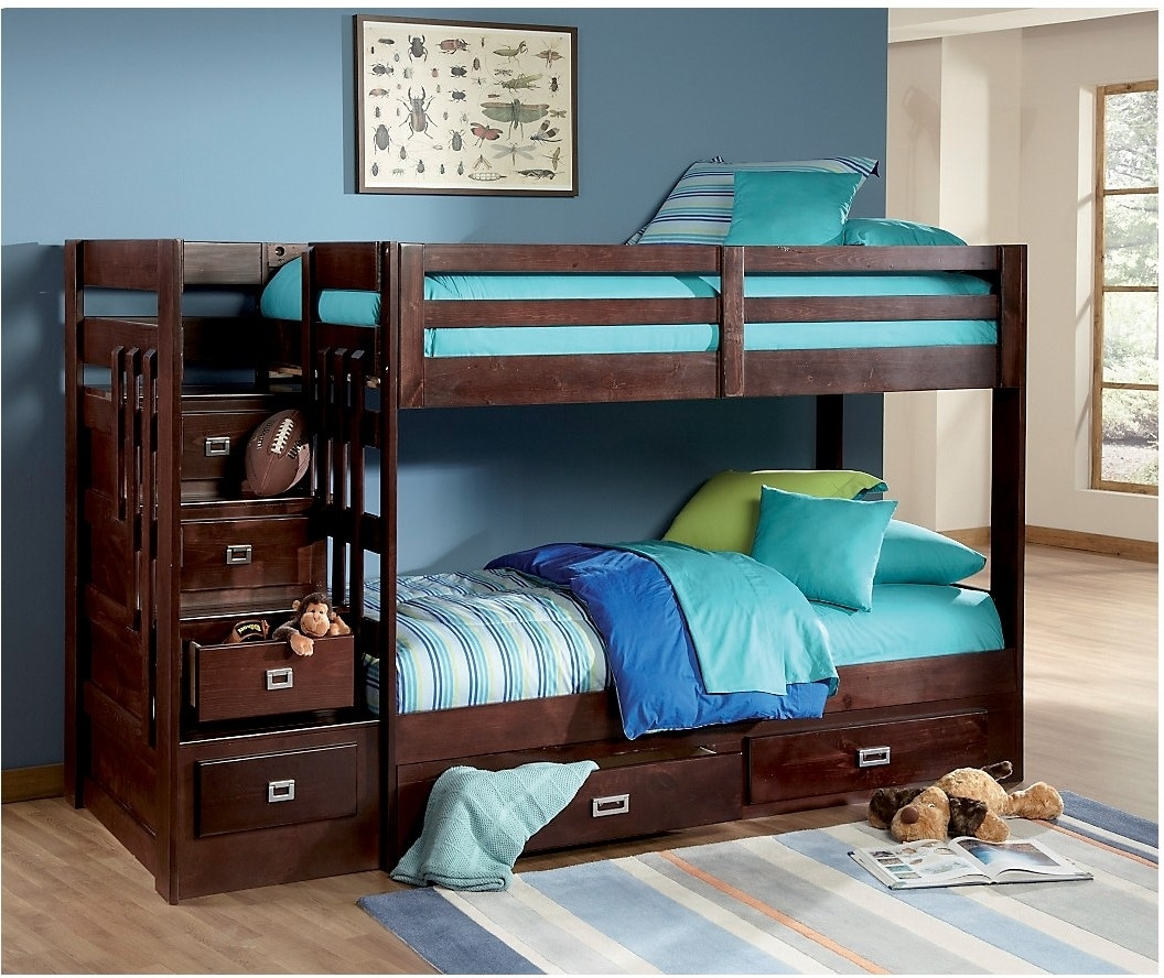 Berkeley Staircase Bunk Bed