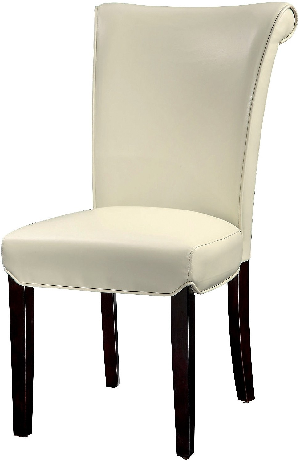 Brogan dining chair ivory the brick for Dining room tables the brick