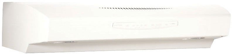 Appliance Accessories - NuTone Allure® III 430 CFM Range Hood - White