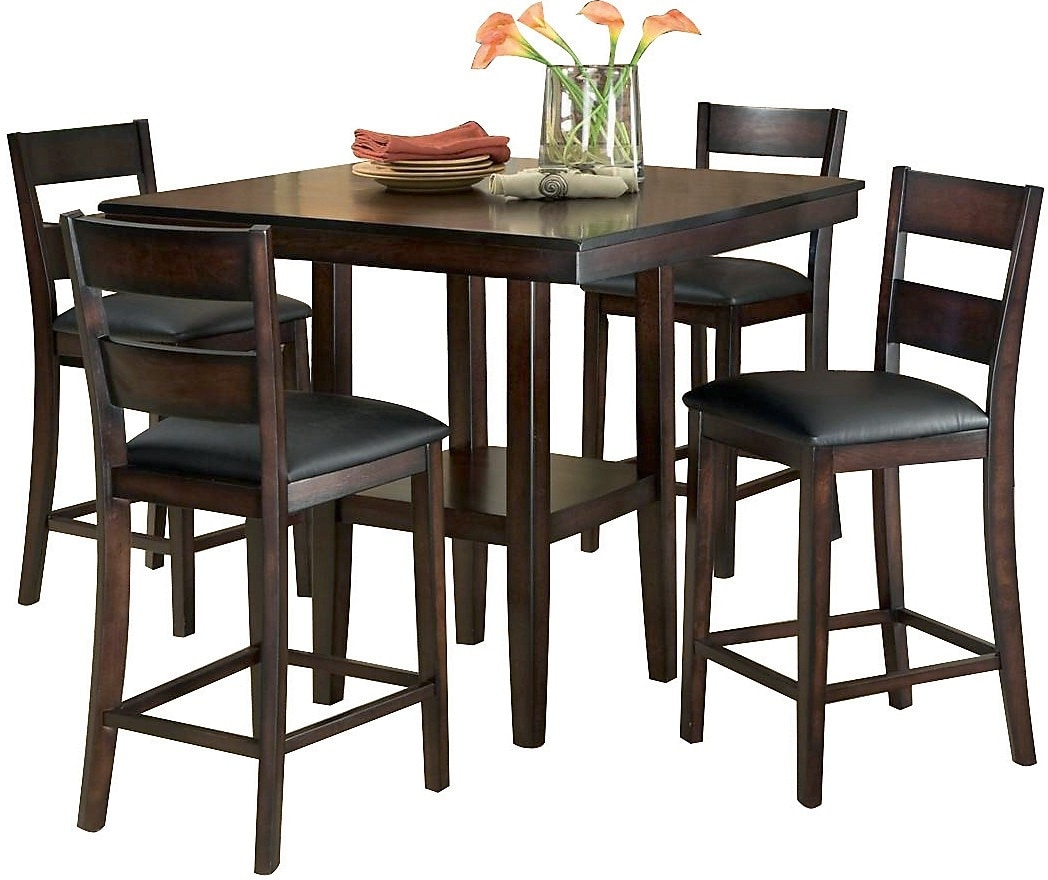 Mango 5 Piece Dining Package United Furniture Warehouse