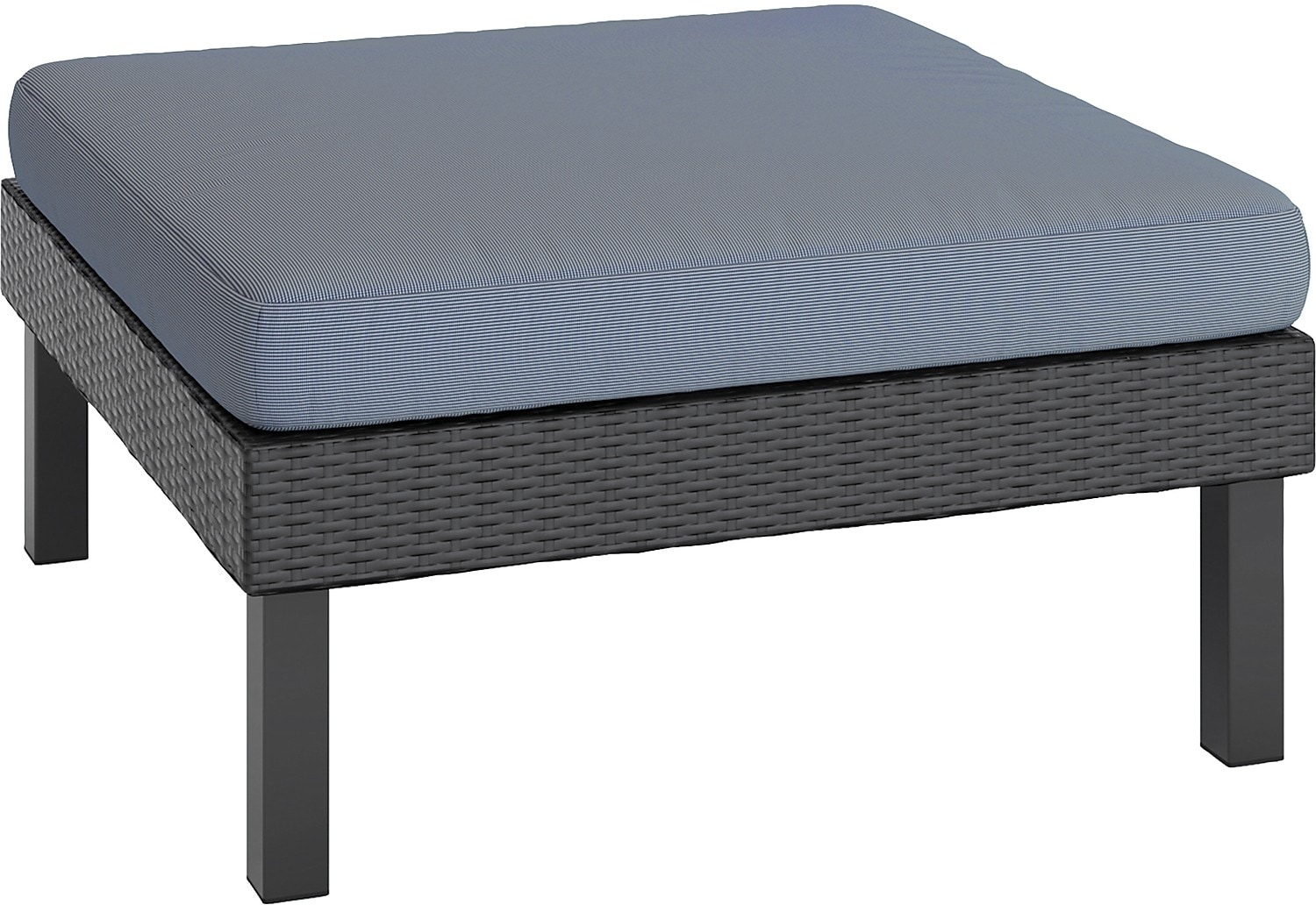 Outdoor Furniture - Oakland Patio Ottoman
