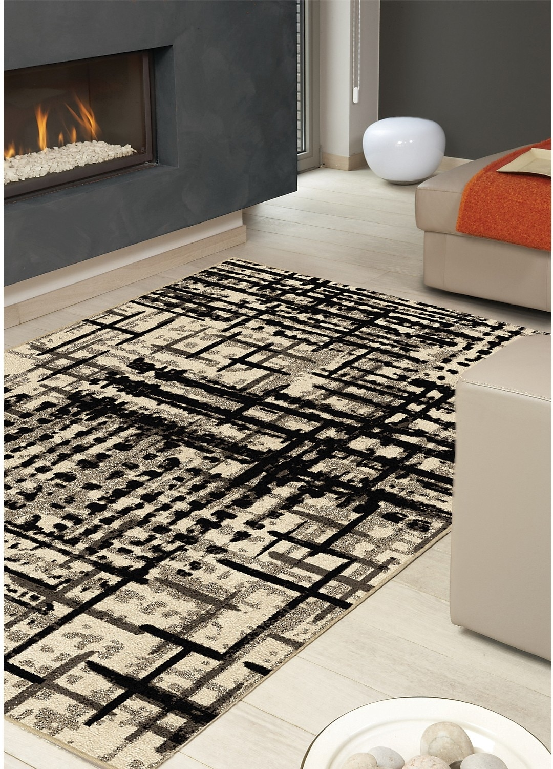Rugs - Prague Area Rug – 5' x 8'
