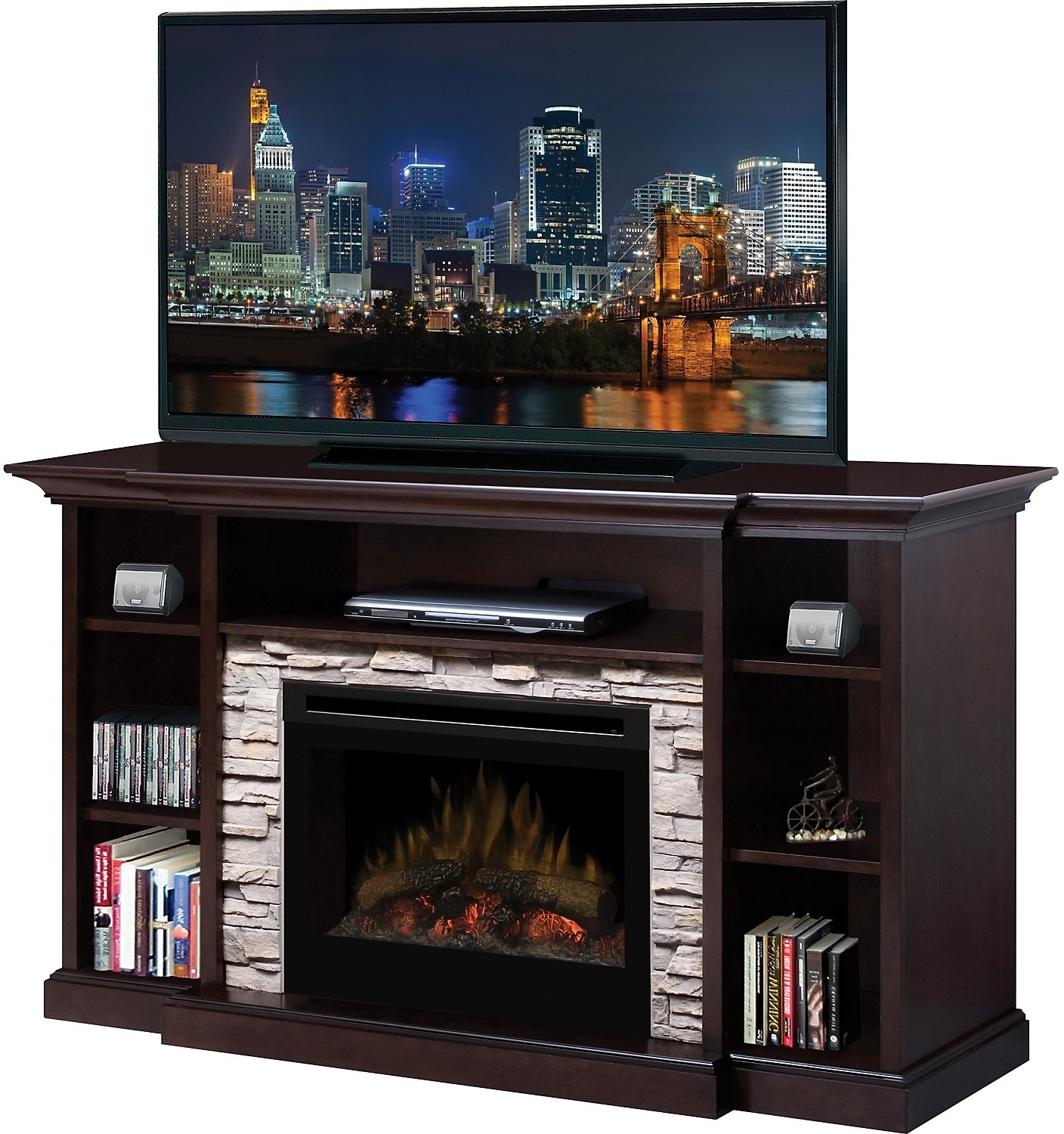 Entertainment Furniture - Courtyard Media Console